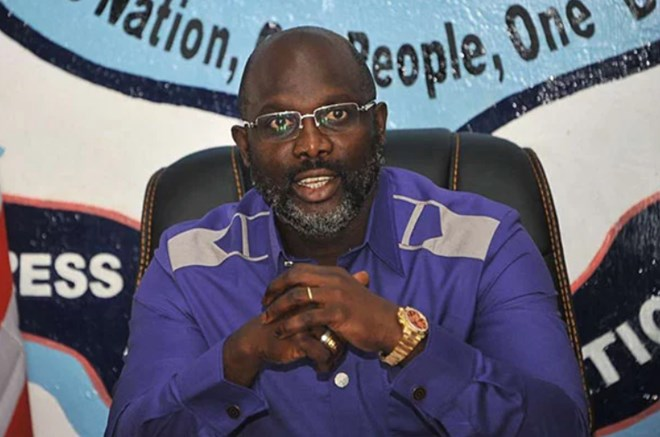 snakes-force-liberian-president-george-weah-from-office