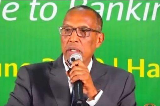 Daawo Madaxwayne Biixi Oo Khudbad ka Jeediyay Shirka Dhaqaalla Somaliland Oo ka Furmay Hargaysa.