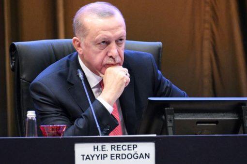 """Erdogan: Dalal Carab ah ayaa taageersan qorshaha Trump"""""""