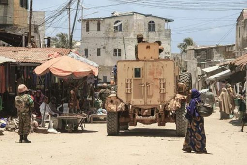 AU assures Somalia of support amid ongoing drawdown of troops