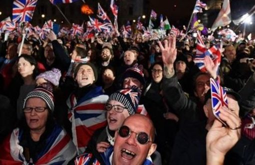 Brexit's done. The UK has left the European Union