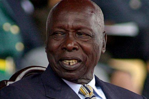 Madaxweynihii Hore ee Kenya Daniel arap Moi oo Geeriyooday