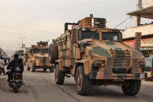 Turkey hits back after soldiers killed in Syrian gov't shelling