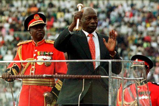 Madaxweynihii hore ee dalka Kenya Daniel Arap Moi oo saakay geeriyooday