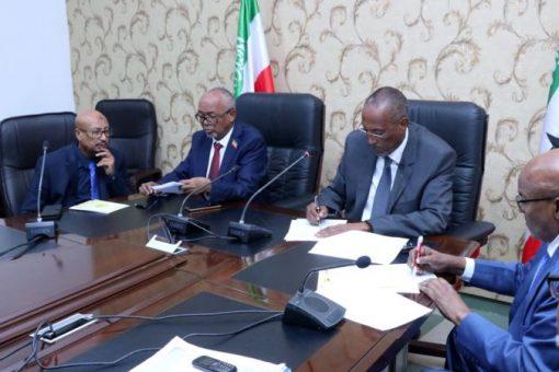 Somaliland: Saameynta is-casilaadda Xasan Yuusuf Ducaale
