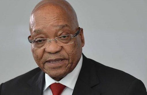 Arrest warrant issued for former South Africa President Jacob Zuma