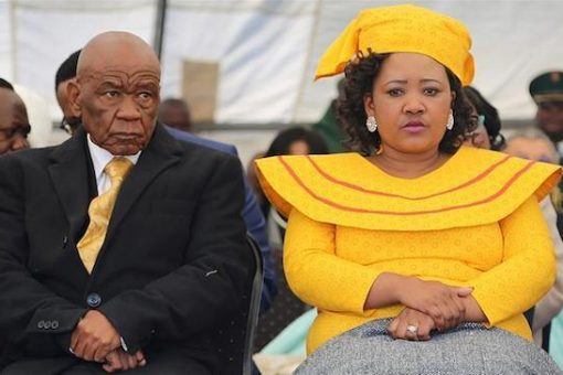 Lesotho's first lady to be charged with killing PM's former wife