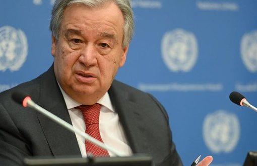 U.N. Secretary General says Libya situation a 'scandal'