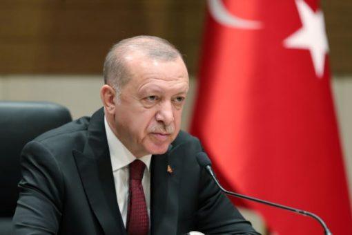 Erdogan oo Syria u qabtay illaa dhammaadka Febraayo