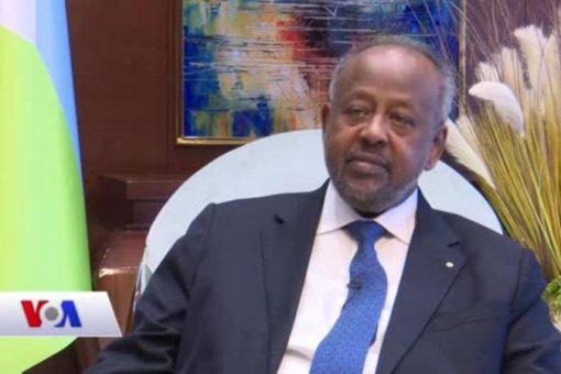 Wareysi: Madaxweynaha Djibouti