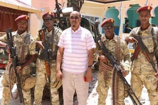 Tension rises in Bula-Hawa as officials warn Kenya for 'supporting' Janan militias