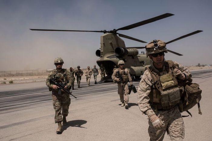 ciidamo-mareykan-ah-oo-lagu-laayay-dalka-afghanistan