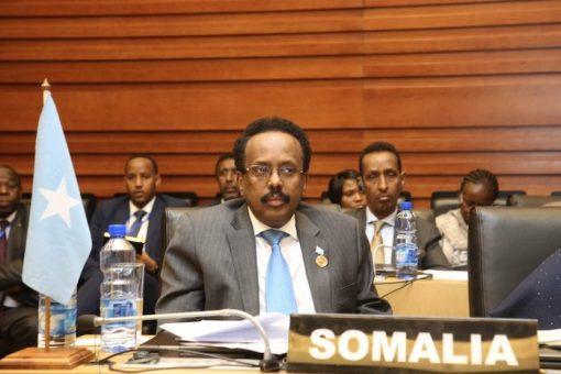 SAWIRRO: Shir-madaxeedka Midowga Africa oo ka furmay magaalada Addis Ababa
