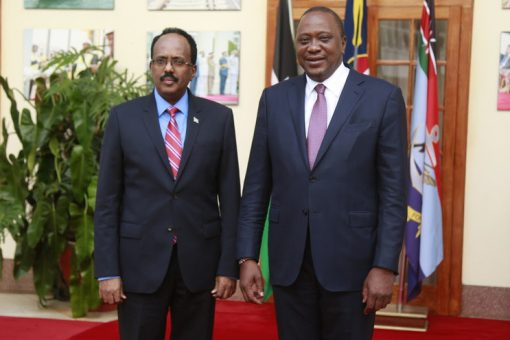 Tension high in Mandera over fugitive Somali minister
