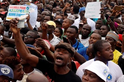 Polls close in Cameroon's parliamentary, municipal elections
