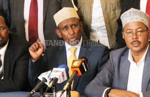 North Eastern leaders seek local solution to attacks