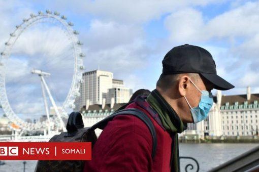 Coronavirus: Shan arrimood oo aad u baahan tahay in aad ogaato