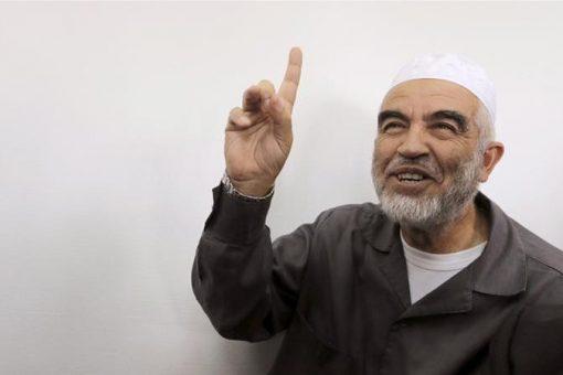Israel sentences Islamic Movement leader Raed Salah to 28 months