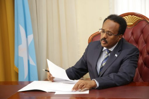 Somali oil law signed into the books