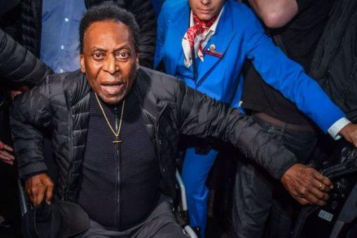 Xaalka caafimaad ee ciyaaryahan hore Pelé oo laga deyrinayo