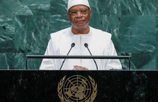 Mali's president seeks dialogue with jihadist insurgents