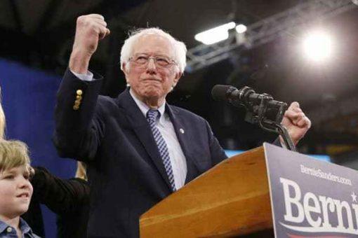 US: Sanders declares victory in New Hampshire Democratic primary