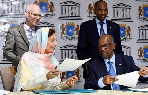 Cultural revival in Somalia gets a boost following MoU with UNESCO