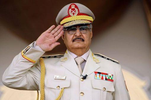 LIBYA: Jeneral Haftar oo joojiyey duulimaadyadii Qaramada Midoobay