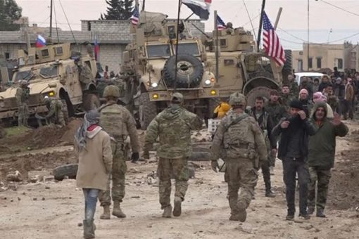 Syrian killed in rare clash between US troops, government forces
