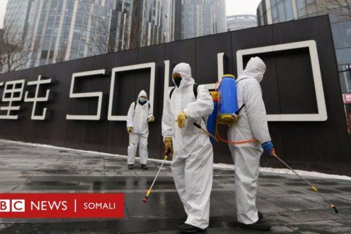 Coronavirus: Dadka Beijing ku soo laabanaya oo la karantiilayo 14-maalmood