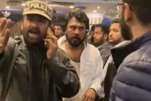 VIDEO: Daawo qaabka loo garaacay arooskii xaaska labaad guursanayay