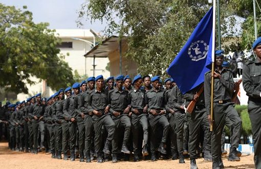300 Darwish forces graduate and will take over liberated areas across Somalia