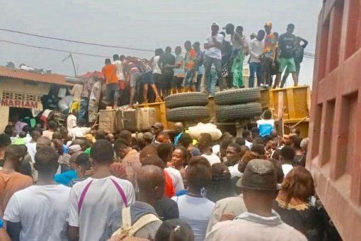 CONGO: Ku dhowaad 40 ruux oo shil gaari ku dhintay
