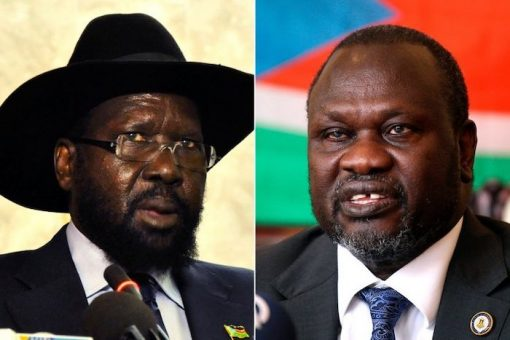 South Sudan's Machar rejects President Kiir's peace offer