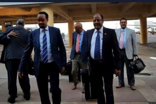 Ethiopian delegation lands in Hargeisa as Abiy Ahmed seeks lead role in Somalia-Somaliland talks