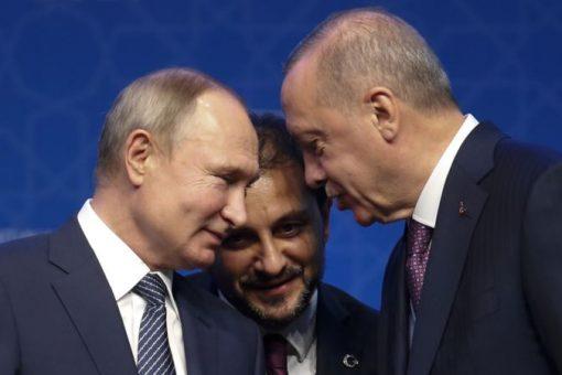 Xiisad ka dhex oogan Turkey iyo Russia