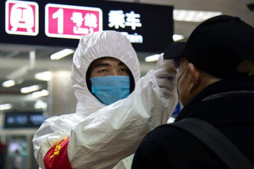 China expels foreign journalists as coronavirus deaths climb