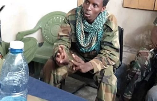 Al-Shabaab militant surrenders in Mandera