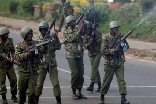 Dilalka sharciga ka baxsan ee Nairobi oo weli socda – HRW
