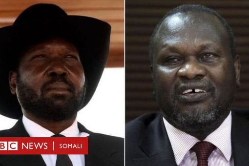 Riek Machar oo madaxweyne ku xigenka South Sudan loo dhaarinayo