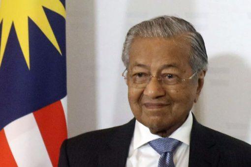 Mahathir oo is-casilay iyo jahwareer ka taagan Malaysia