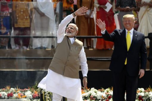 Mareykanka oo heshiis iibin agab militari ah la galaya India