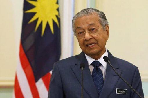 Ra`iisal wasaaraha dalka Malaysia oo is-casilay iyo jahwareer taagan