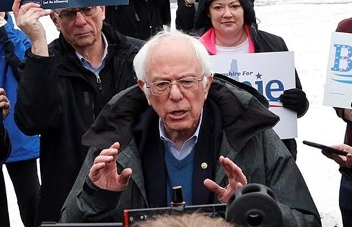 Sanders accuses pro-Israel group of giving platform to 'bigotry'