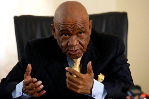 """Ra'iisul wasaaraha Lesotho: """"Inta aan xilka hayo la ima maxkamadeyn karo"""""""