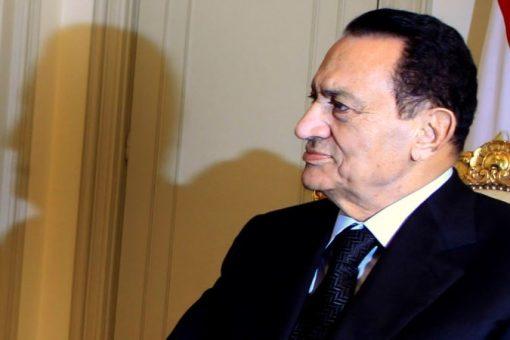 Madaxweyne Hosni Mubarak oo geeriyooday