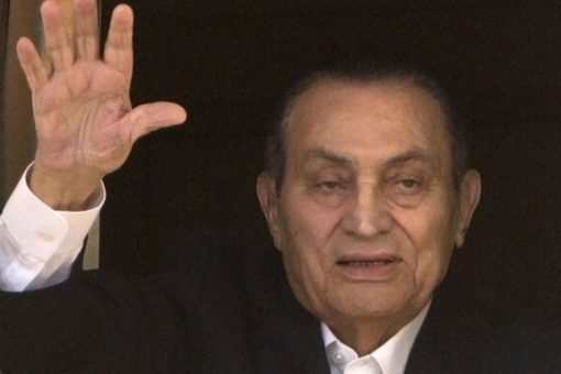 Madaxweynihii hore ee dalka Masar Hosni Mubarak oo geeriyooday