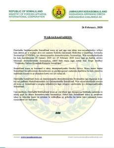 xukuumada-somaliland-oo-digniin-u-dirtey-daneeya-yaasha-doorashooyinka-soomaaliya.