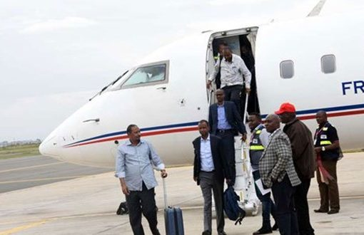 MPs who travelled to Somalia freed, won't face any charges