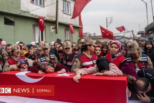 Dagaalka Suuriya: Turkiga oo sare u qaaday weerrarka Idlib kaddib duqeyn dhanka cirka ah